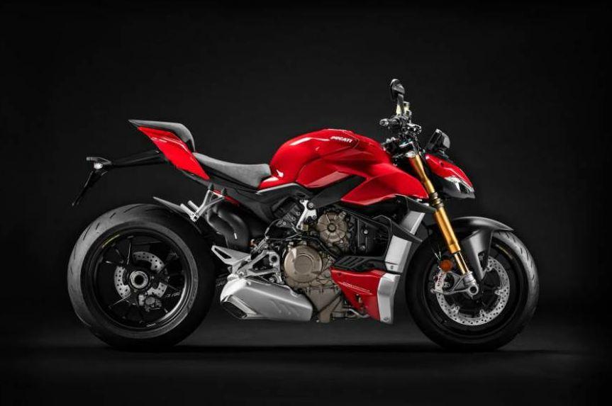Ducati Streetfighter V4 Motorcyclediaries
