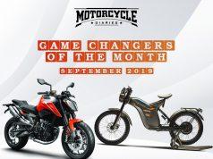 Game Changers September 2019 motorcyclediaries
