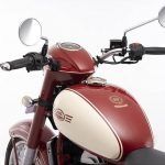 Jawa anniversary edition motorcyclediaries