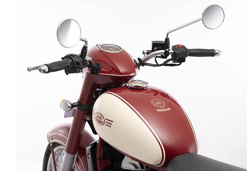 Jawa anniversary edition motorcyclediaries