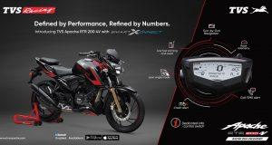 TVS Apache RTR 200 4V SmartXonnect Motorcyclediaries