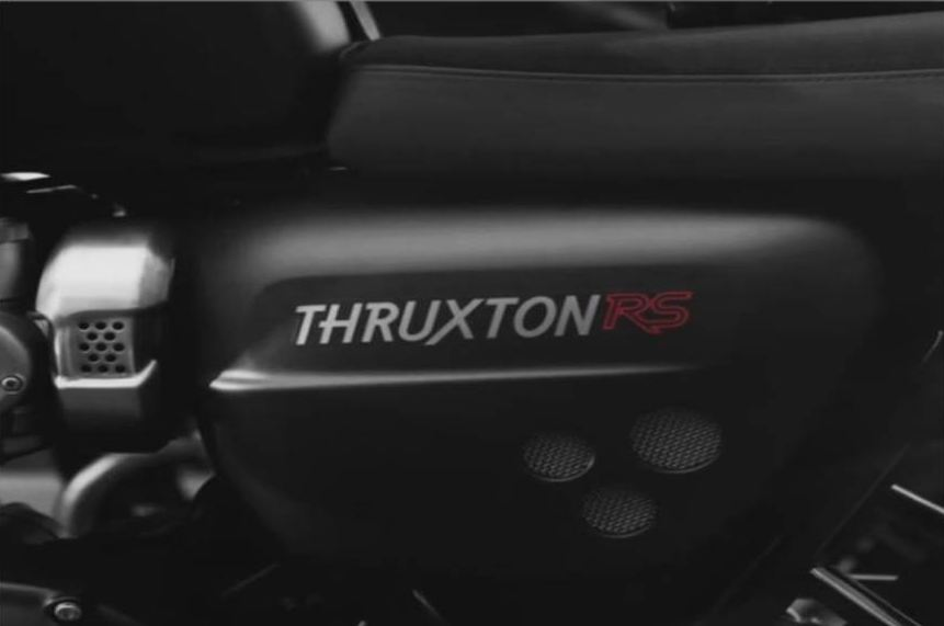 Triumph Thuxton RS teaser Motorcyclediaries