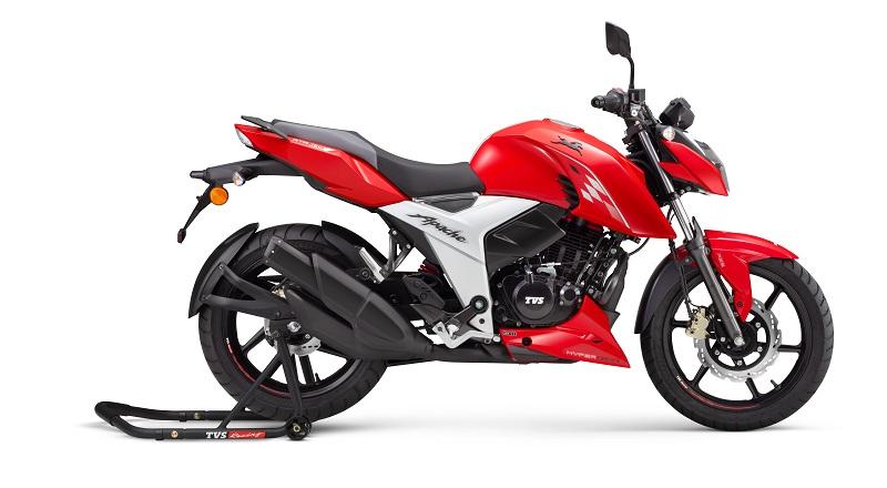 160 4V Profile Motorcyclediaries