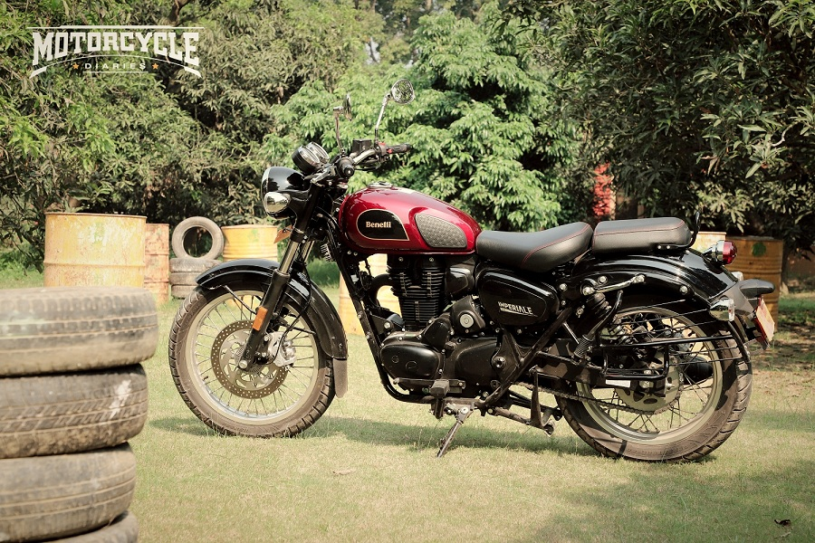 Benelli Imperiale 400 first ride review motorcyclediaries (14)