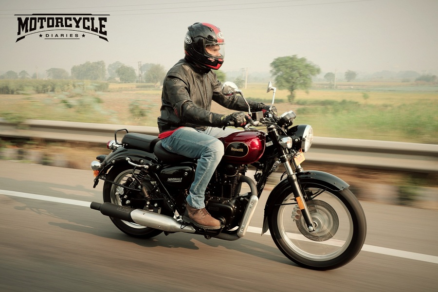 Benelli Imperiale 400 first ride review motorcyclediaries (3)