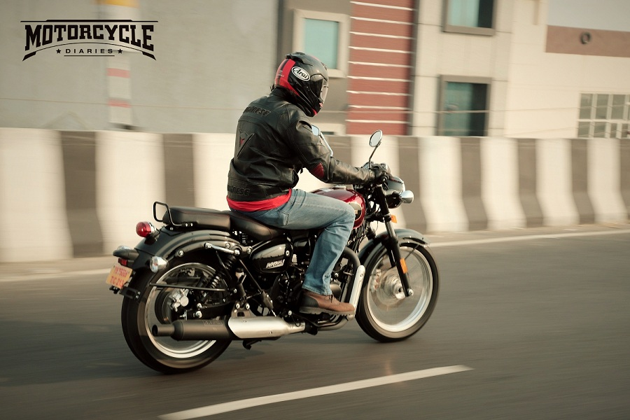 Benelli Imperiale 400 first ride review motorcyclediaries (5)