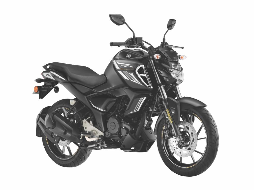 FZS FI BSVI Darknight Motorcyclediaries