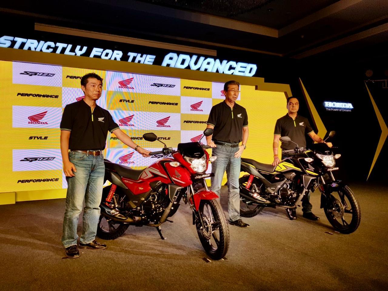 Honda SP 125 BS6 - Motorcyclediaries