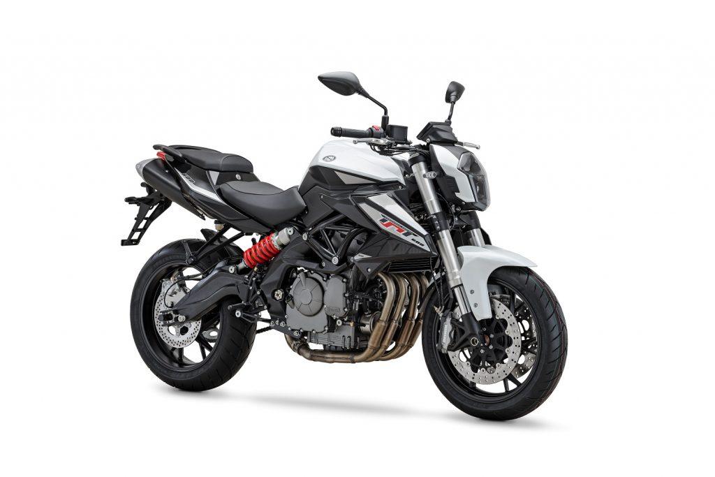 benelli tnt 600 front quarter motorcyclediaries