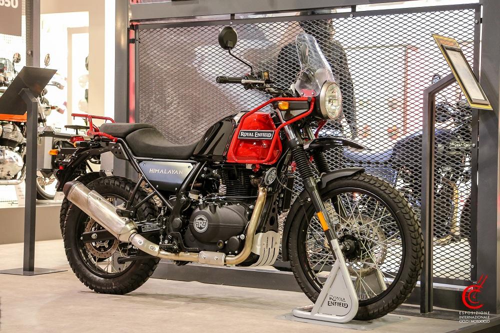 royal enfield himalayan new colour motorcyclediaries