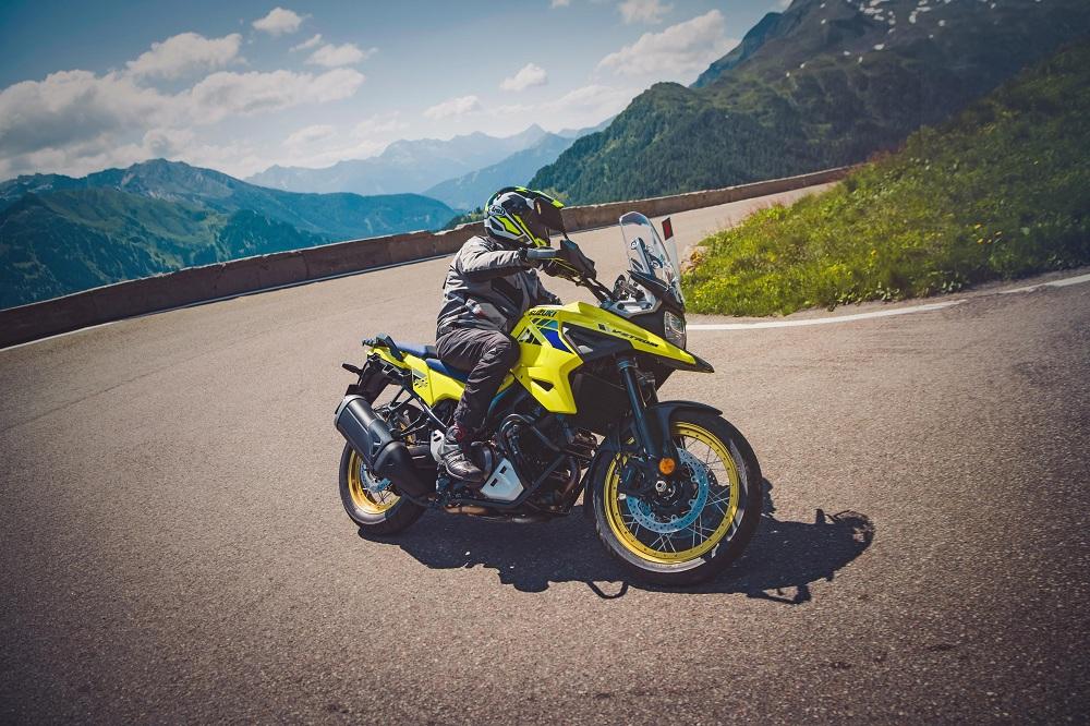 suzuki v-strom 1050 eicma motorcyclediaries