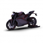 ultraviolette f77 black motorcyclediaries