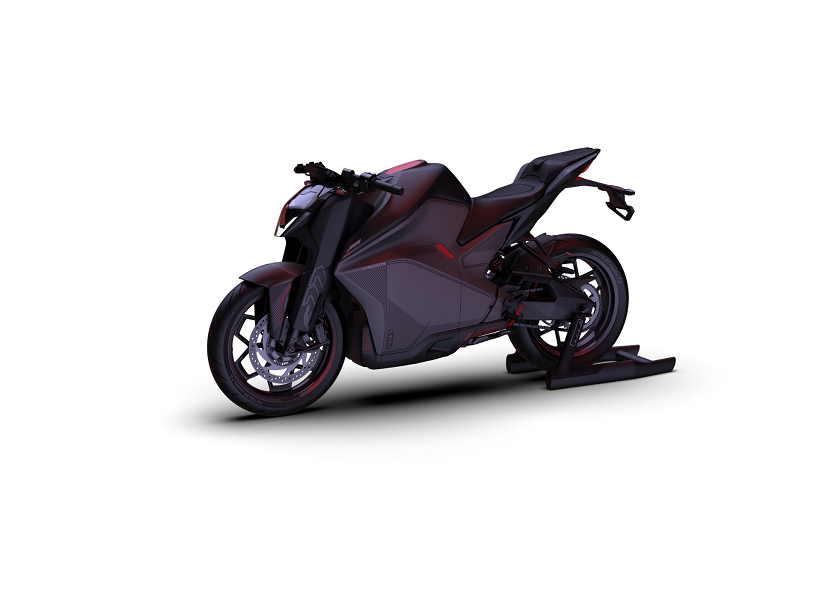 ultraviolette f77 black motorcyclediaries