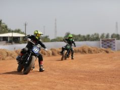 H-D Flat Track Timed Trials Motorcyclediaries