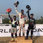 H-D Flat Track Timed Trials Winner Motorcyclediaries