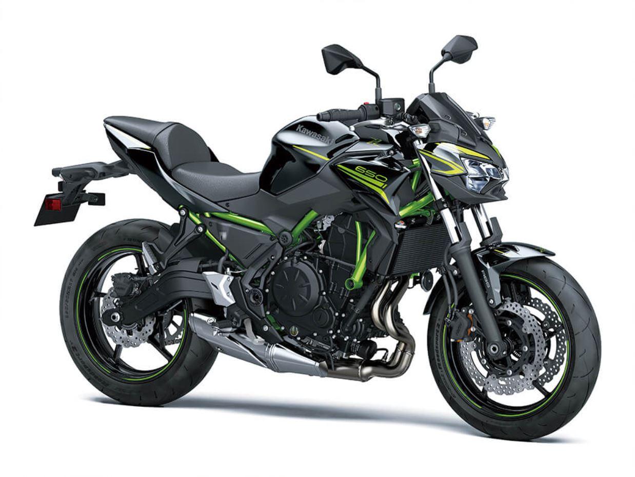 Kawasaki-Z650-BS6-Motorcyclediaries