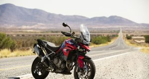 triumph tiger 900 front quarter motorcyclediaries