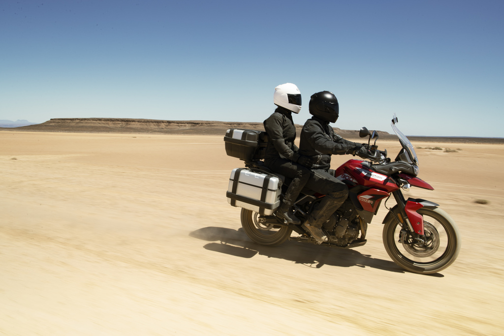 triumph tiger 900 pillion motorcyclediaries
