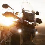 triumph tiger 900 sunset motorcyclediaries