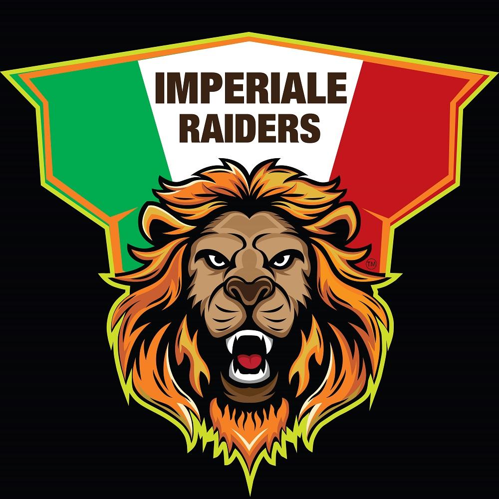 Benelli Imperiale Raiders logo Motorcyclediaries