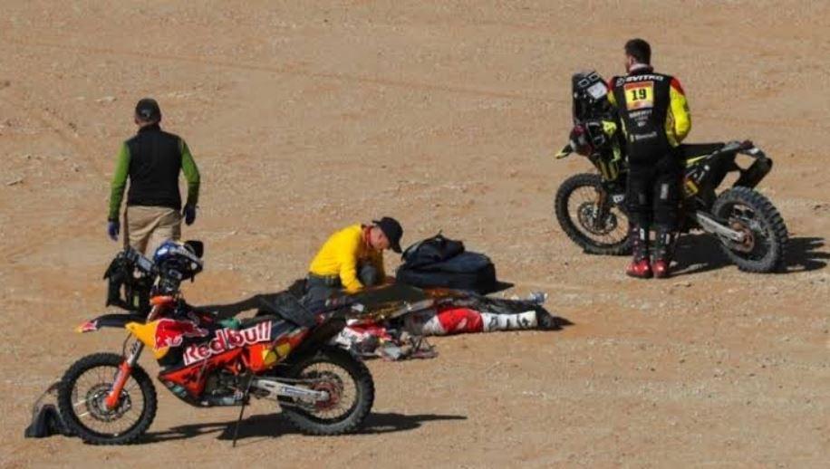 Paulo Goncalves Hero Motosports Motorcyclediaries