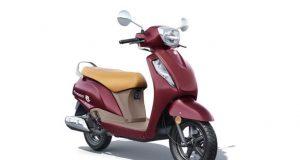 Suzuki Access 125 BS6 motorcyclediaries